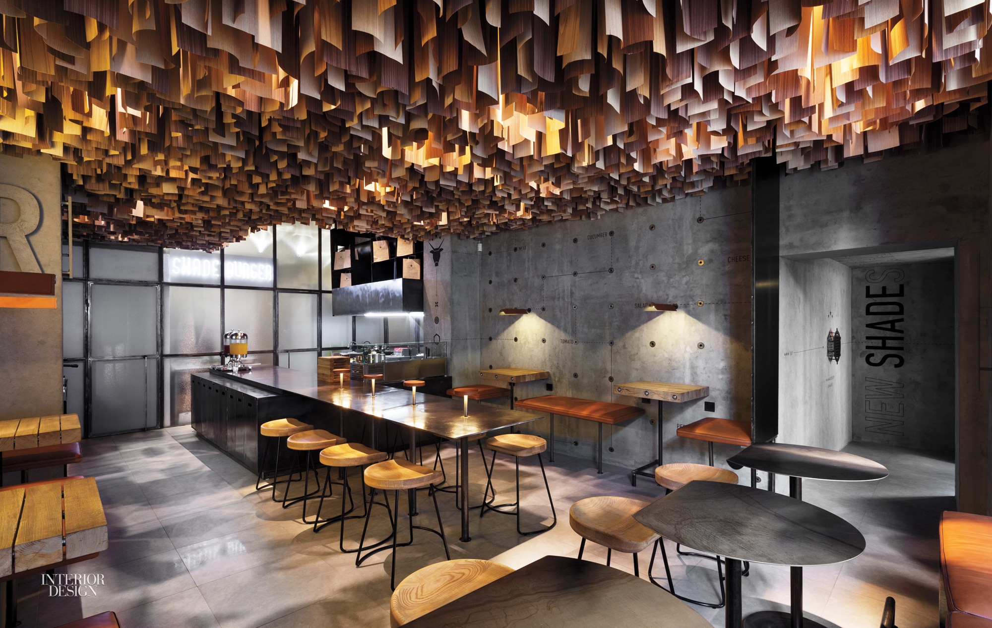 Restaurant Design Concepts Hot New Restaurant Designs From Hong Kong To Mexico City
