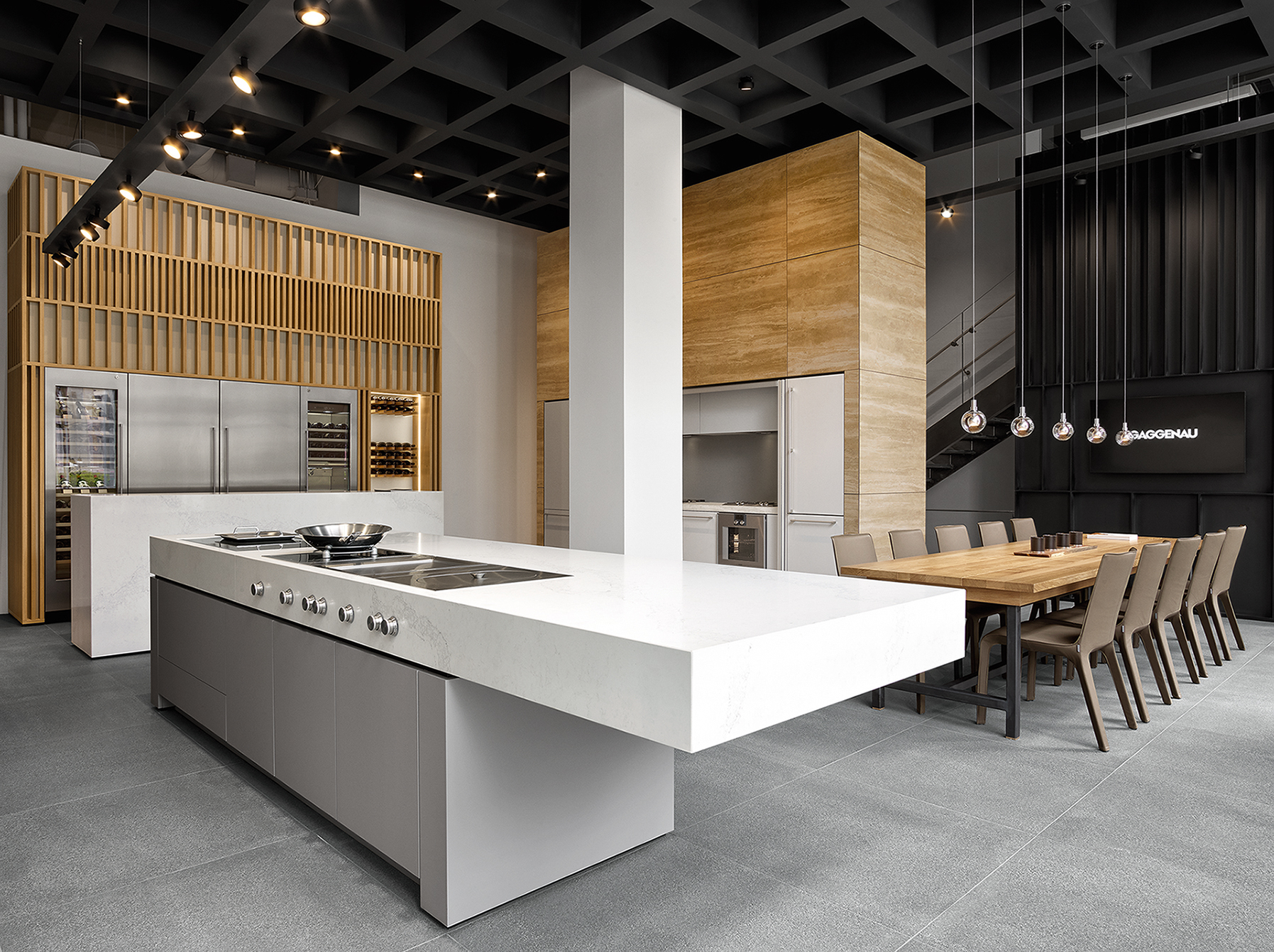 Gaggenau Kitchen Design