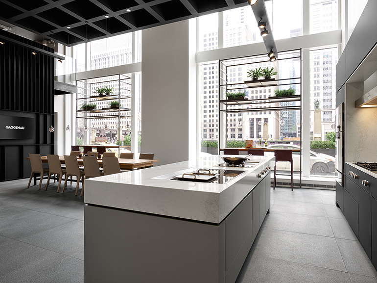 Gaggenau Opens Flagship Showroom In Chicago