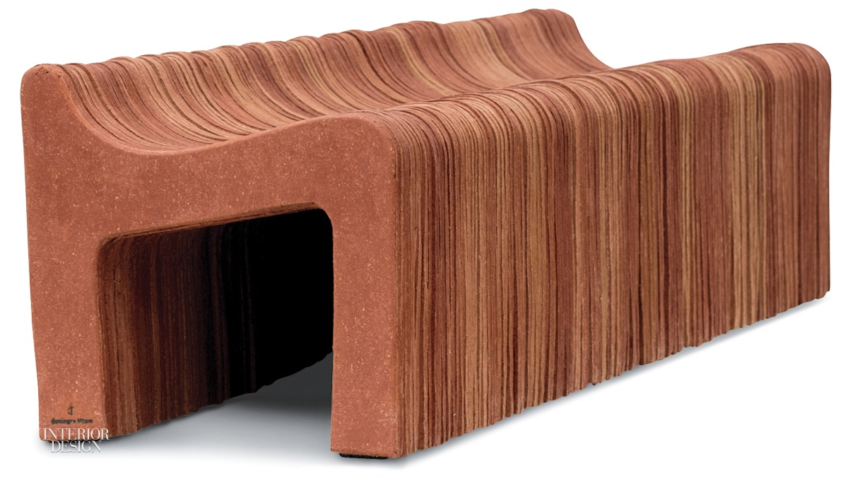 Define Bench Part - 30: Kraft Bench In Cardboard And Iron By Domingos Tótora Through Sossego.