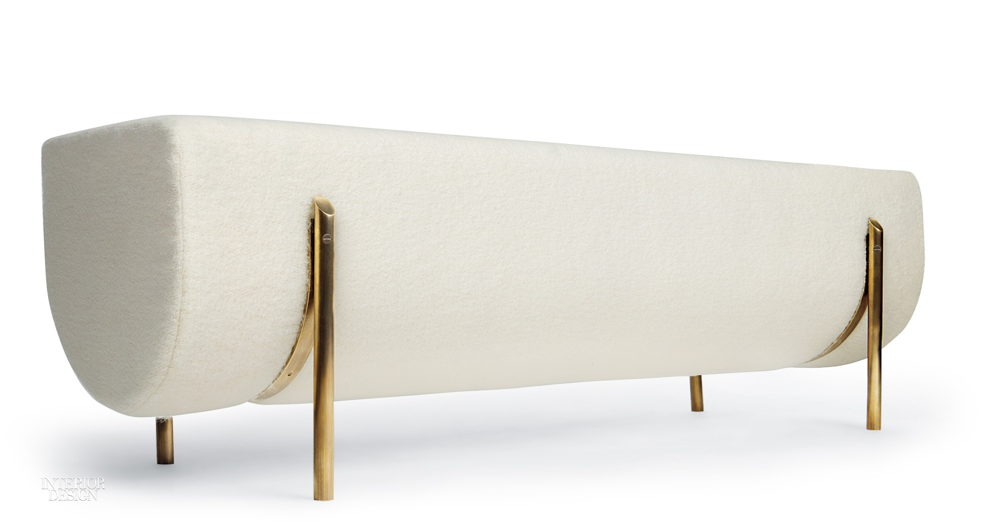 Define Bench Part - 45: Kraft Bench In Cardboard And Iron By Domingos Tótora Through Sossego.