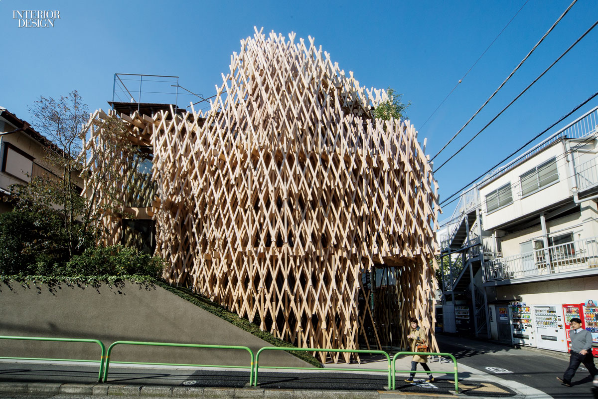 From A Simpler Time Sunnyhills By Kengo Kuma