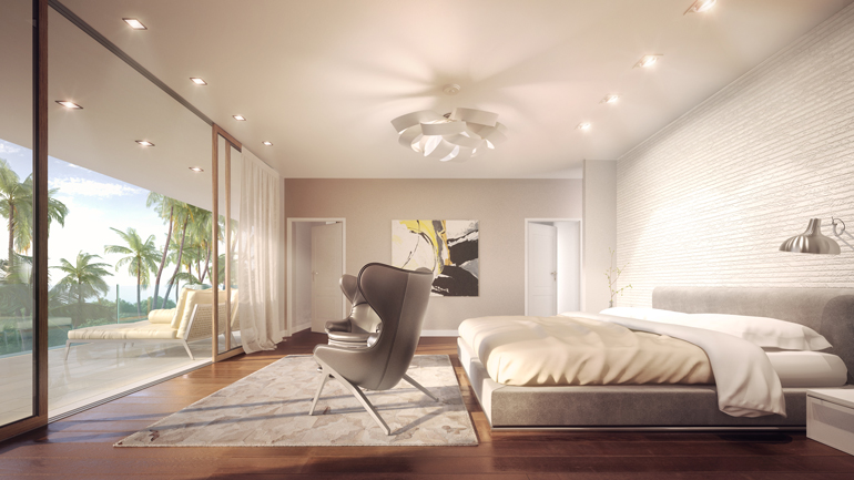 Venus Williams Starring in New York with Incredible Projects on the Radar incredible projects Venus Williams Starring in New York with Incredible Projects on the Radar 10VW 11 Botaniko Contemporary Bedroom Oppenheim Image D