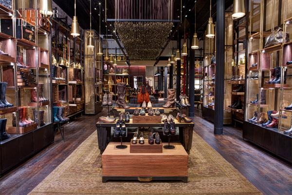 Italian Shoe Store Soho