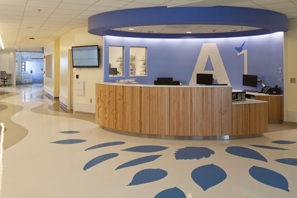 Top Ten Design Firms In Health Care