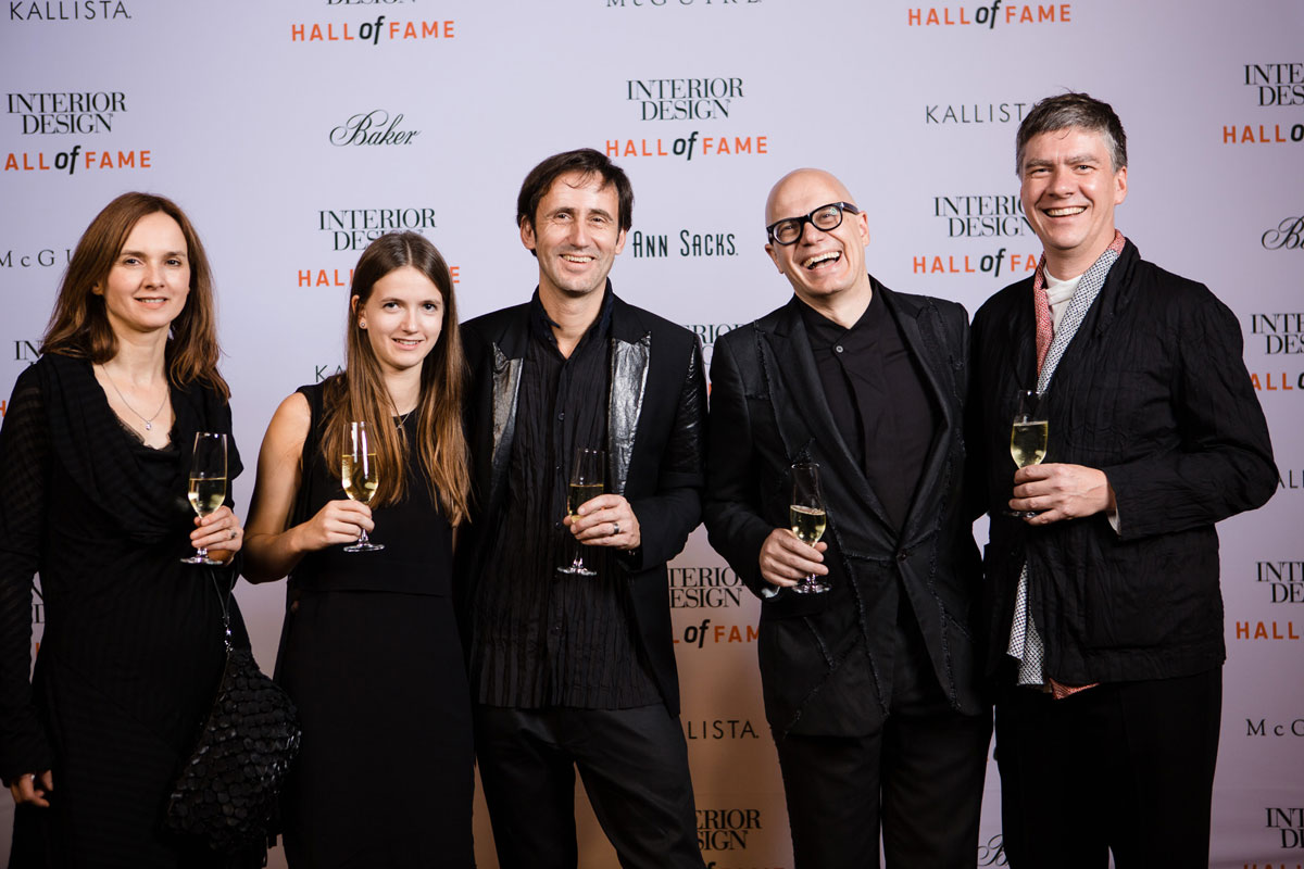Interior Design Hall Of Fame Members View By Year