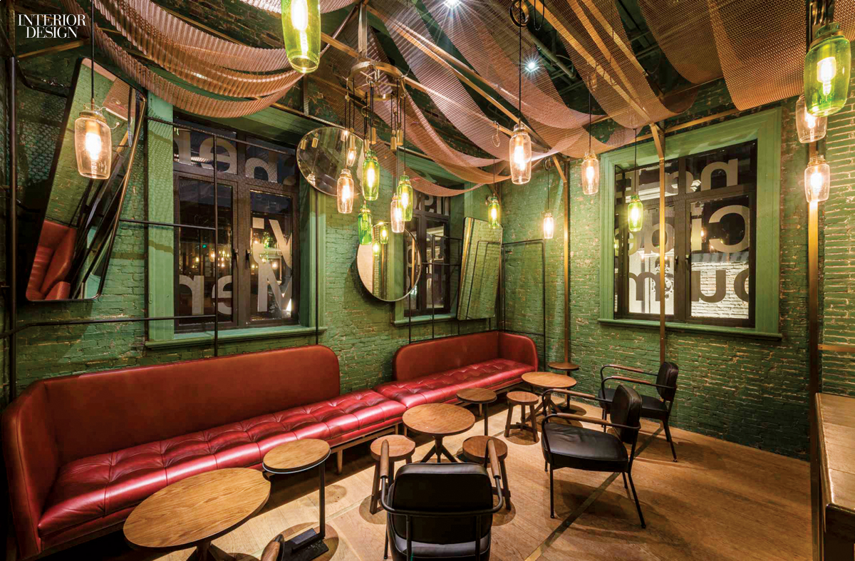 21 Simply Amazing Restaurant Interiors Around The World