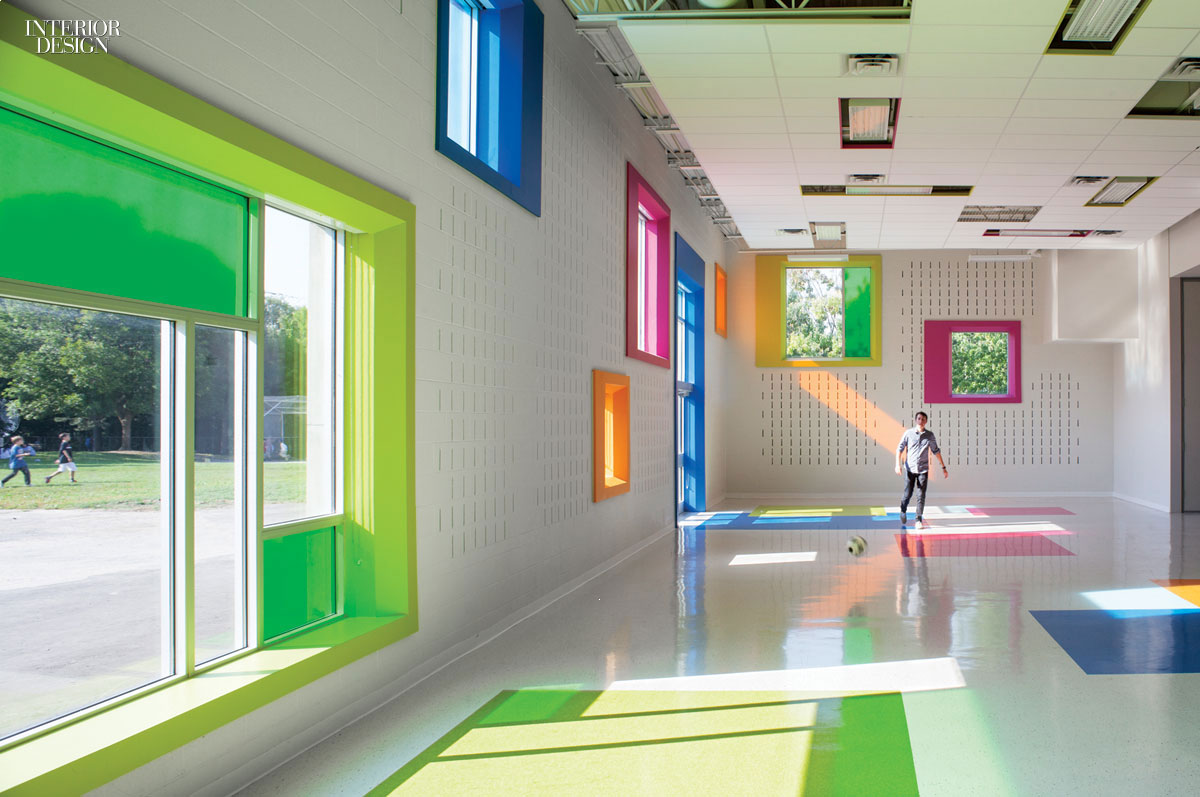 Big Ideas School And Work Interior Design Magazine
