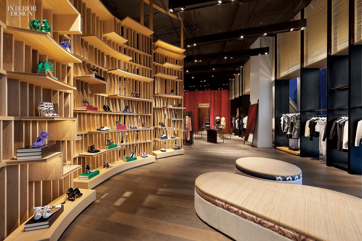 Simply amazing 30 global retail spaces for Retail store interior design
