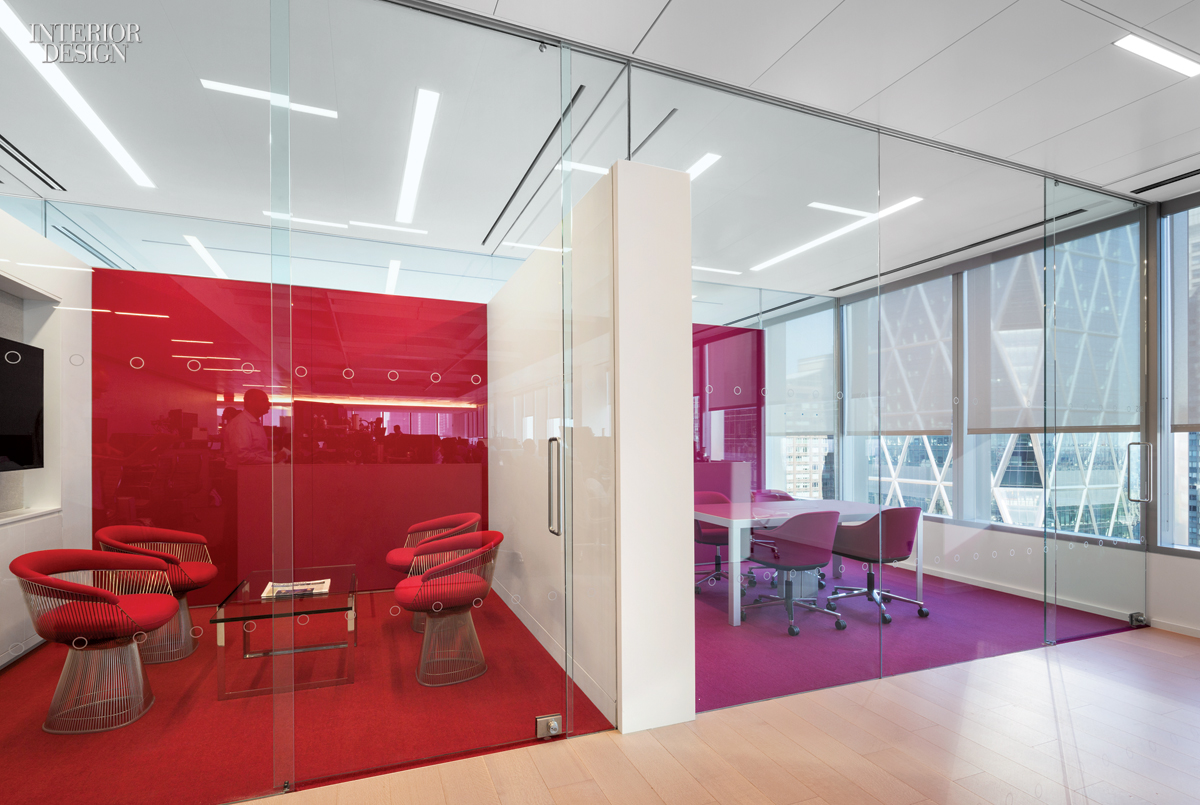 James Turrell Enlivens Nyc Office By Lee Mindel And A I