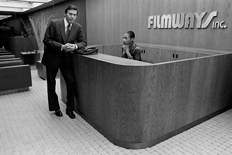 Swinging Seventies Offices Captured in Susan Ressler's First