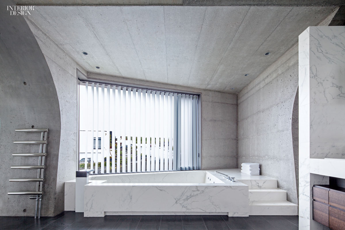 Concrete In Interior Design 25 simply amazing concrete interiors