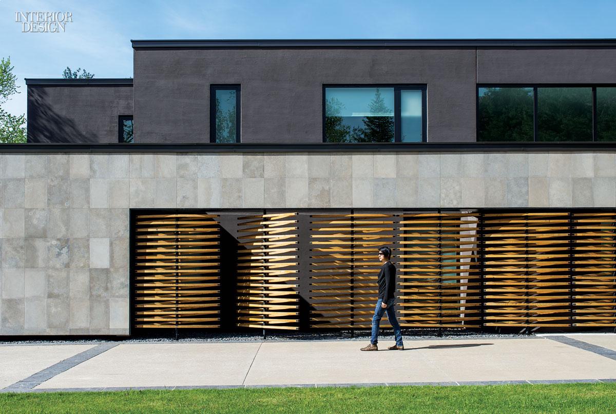 Turning Point Minimal Toronto House By Paul Raff