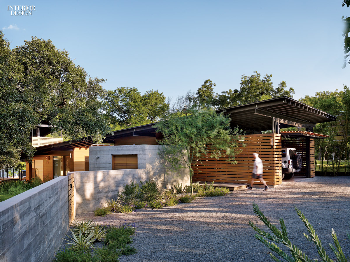 Austin City Limits Lake Flato And Abode Transform Texas Lake House. Texas  Home Design.