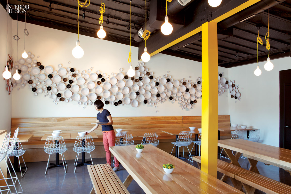Spice it up 5 fast casual restaurants put design on the menu for Casual restaurant decor ideas