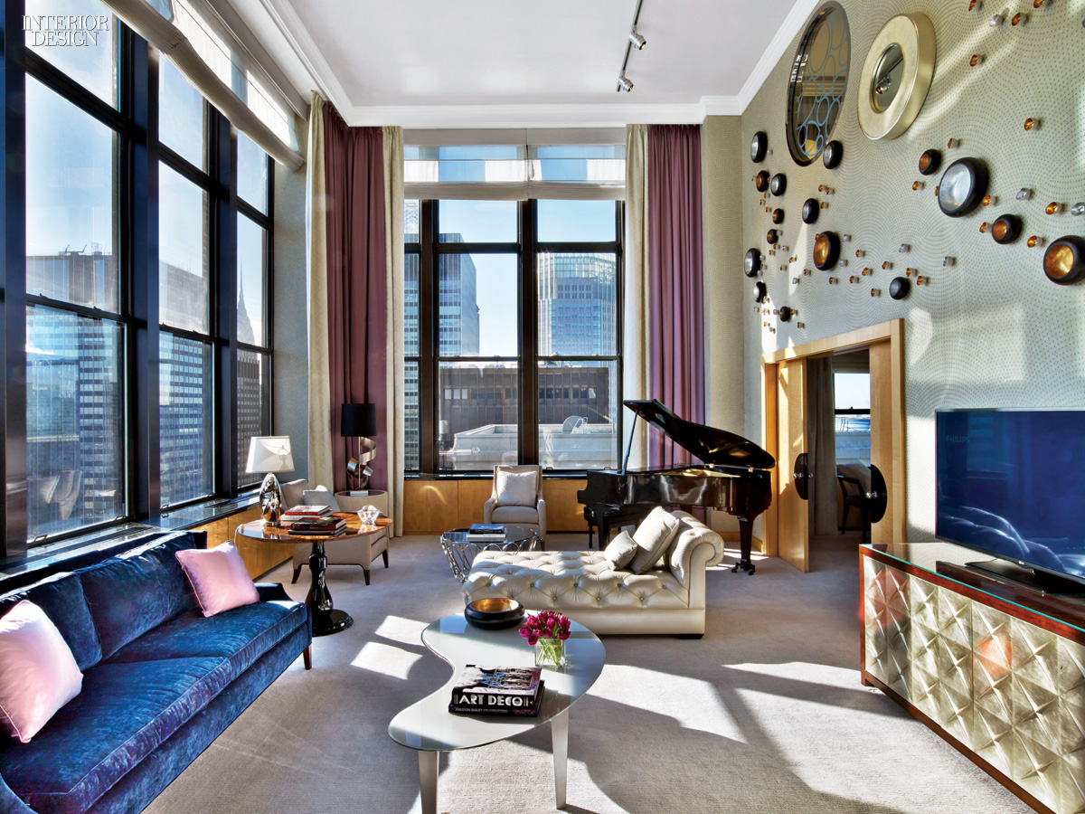 A History Of Luxury HOK Renovates New York Palace
