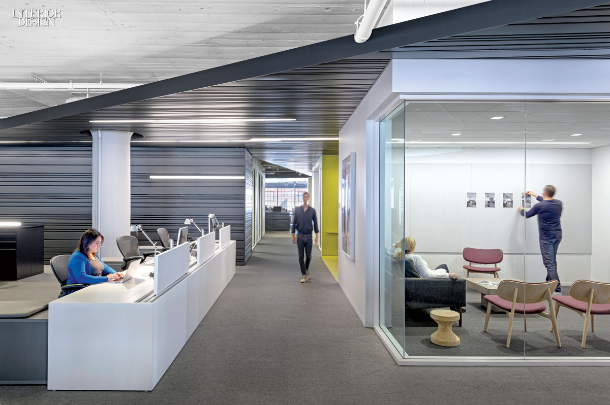 Wired Magazines Headquarters By Gensler San Francisco