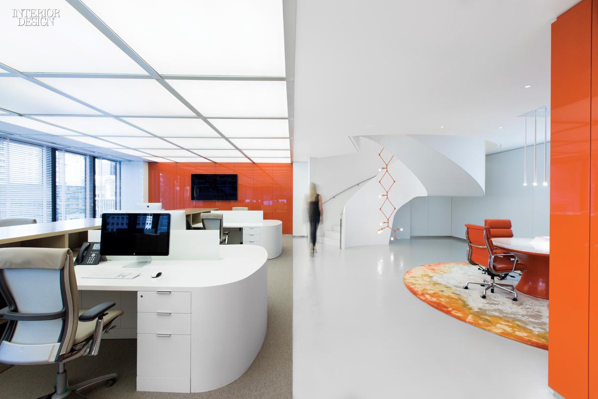 Gensler New York Expands EnTrust Capital HQ