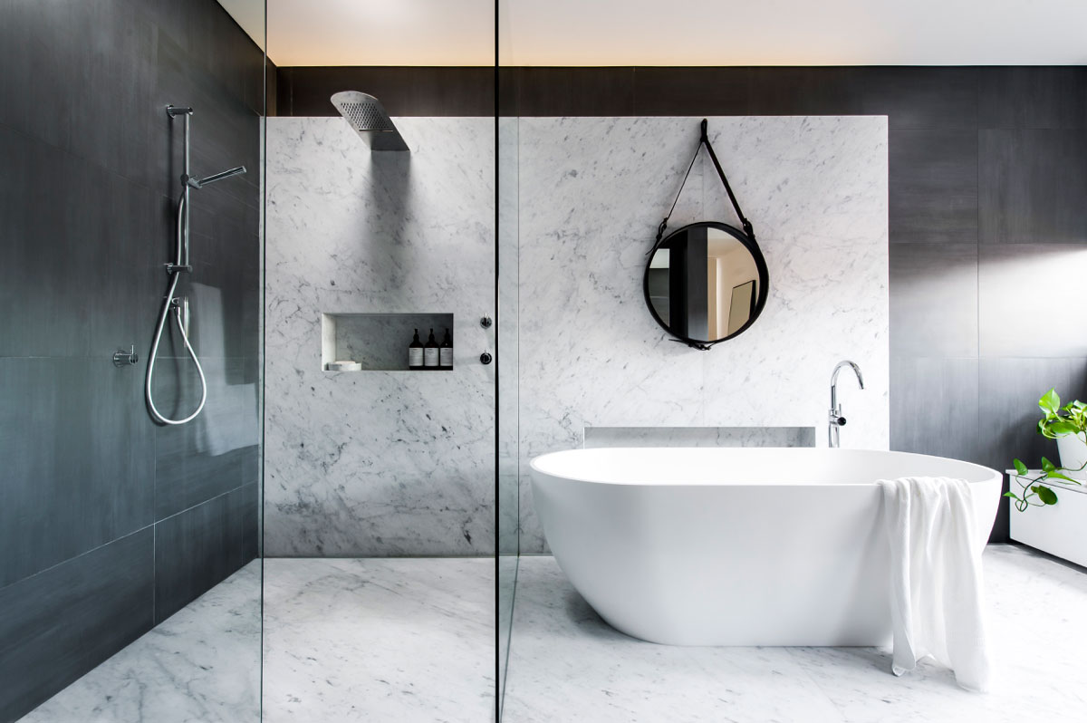7 breathtaking bathrooms - Bathroom Design Sydney