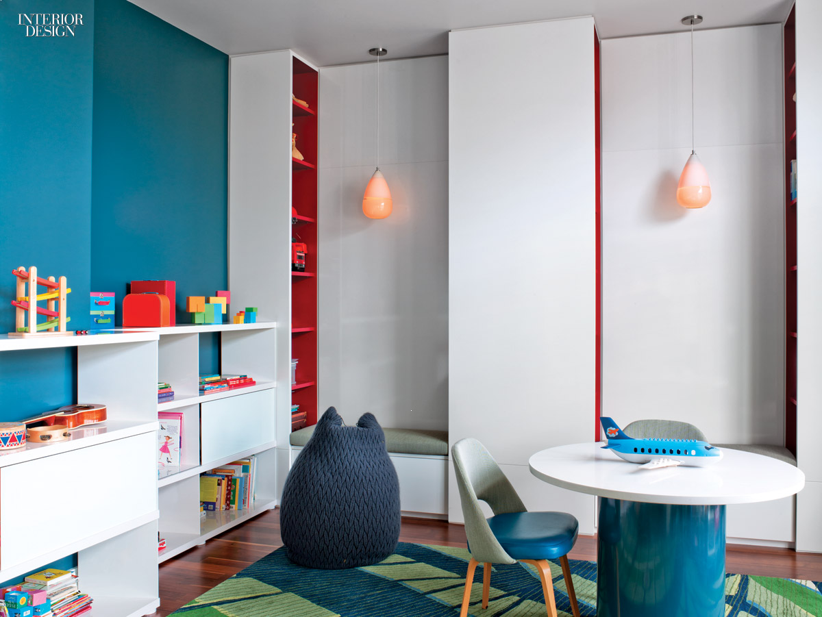 Sara Story, As A Mother Of Three Herself, Made Sure This Manhattan  Apartment Was Fully Child Proofed And Kid Friendly, While Maintaining A  Certain Flair For ...