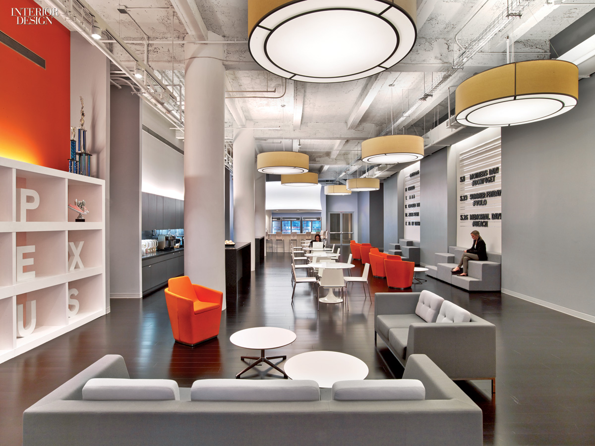 They Re Onto Something Big Appnexus S Playful Flatiron Office By Agatha Habjan Interior Design Magazine