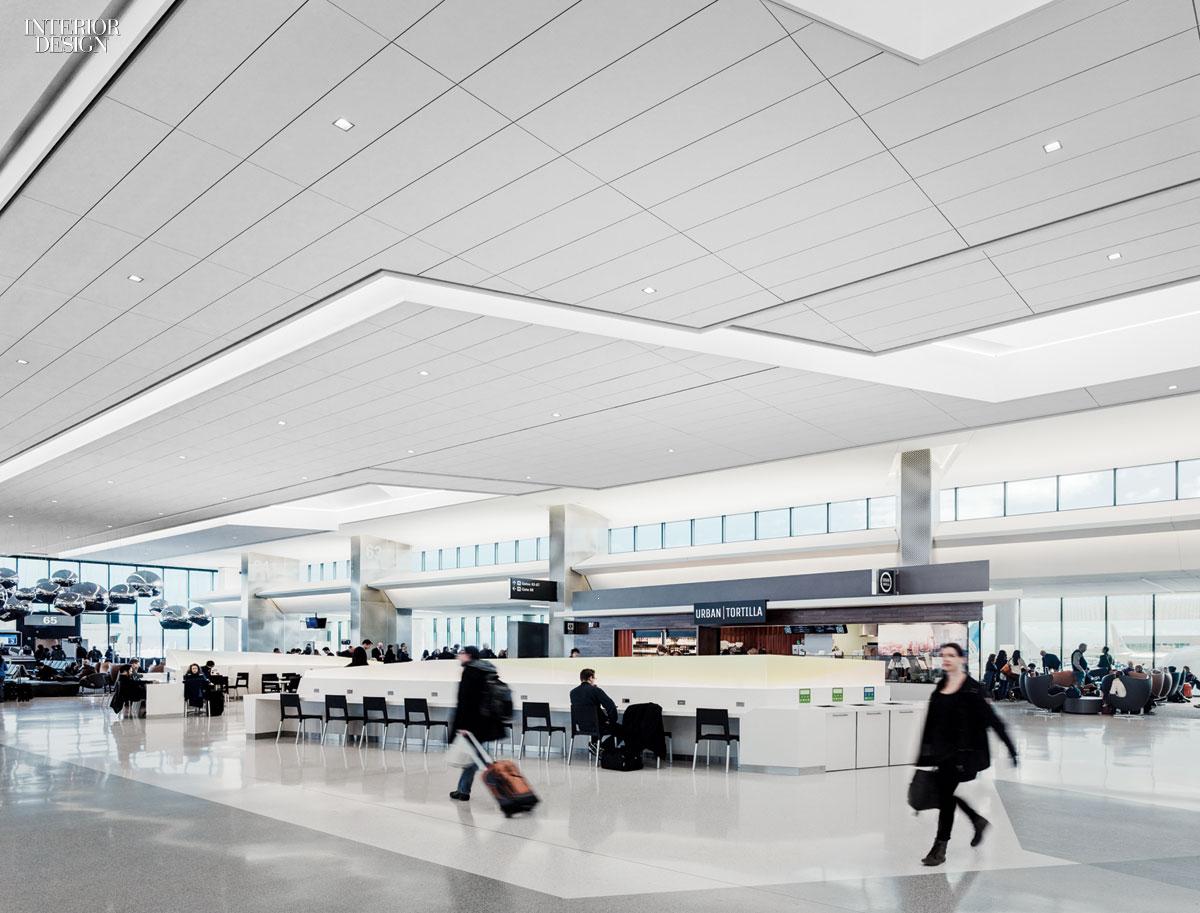 Gensler Redesigns San Francisco International Airport