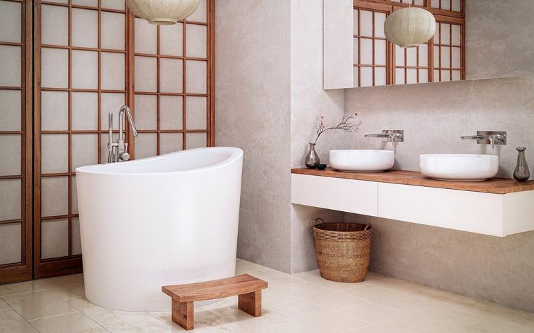 4 Truly Modern Bathtubs