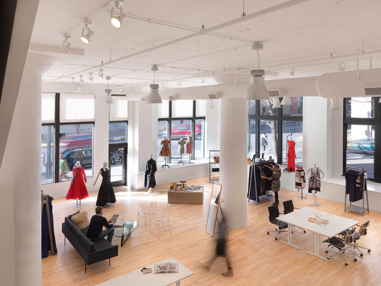 Arcturis Designs A Stylish Space For The Saint Louis Fashion Incubator