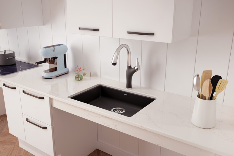 New Blanco Sink Combines ADA Compliance and Luxury Aesthetics