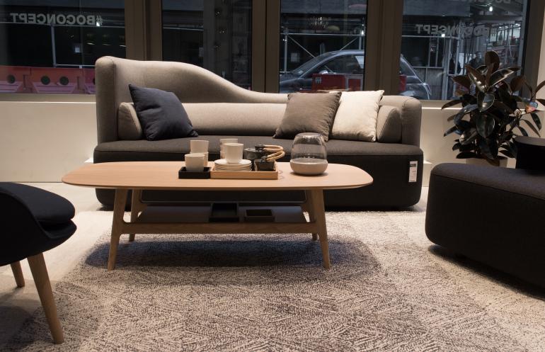 boconcept opens nyc showroom  celebrates karim rashid u2019s ottawa sofa