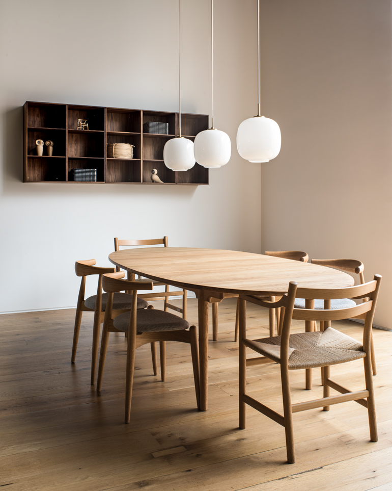 Carl Hansen Son Brings Danish Design Icons To San Francisco