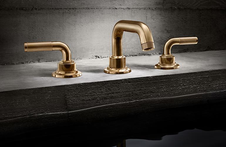 Bathroom Fixtures Bolster The Industrial Trend