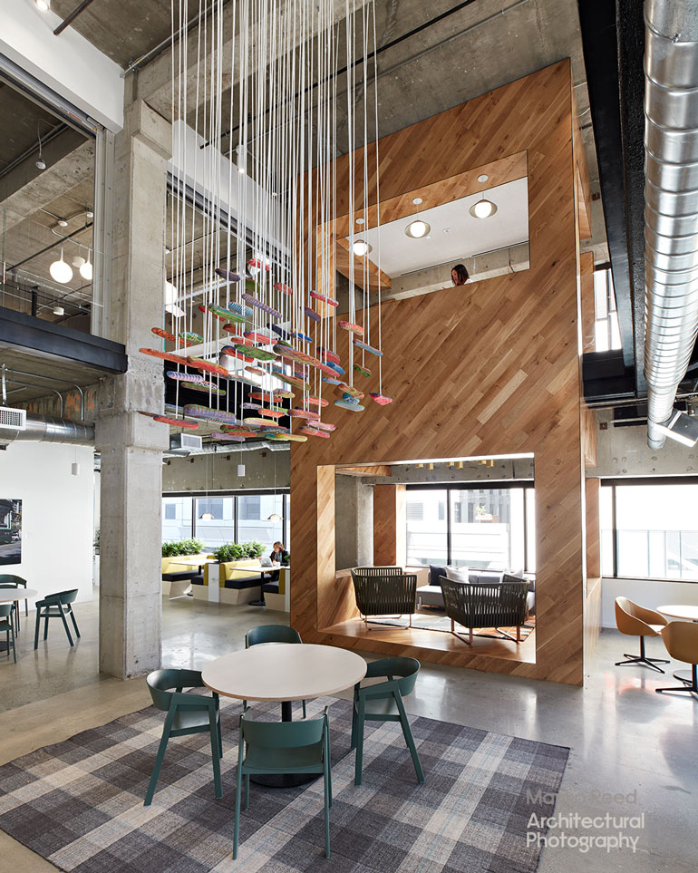 Capital One Labs In San Francisco By ASD