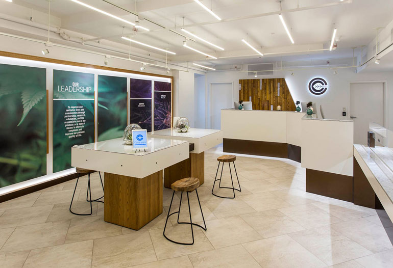 Trending 5 Marijuana Dispensaries Tap Into High Design