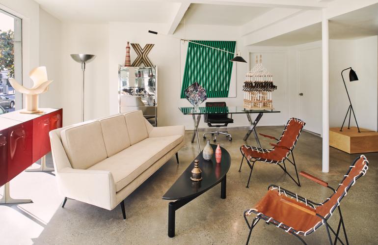 Inside Converso's BrandNew Los Angeles Showroom Interesting Home Design Los Angeles