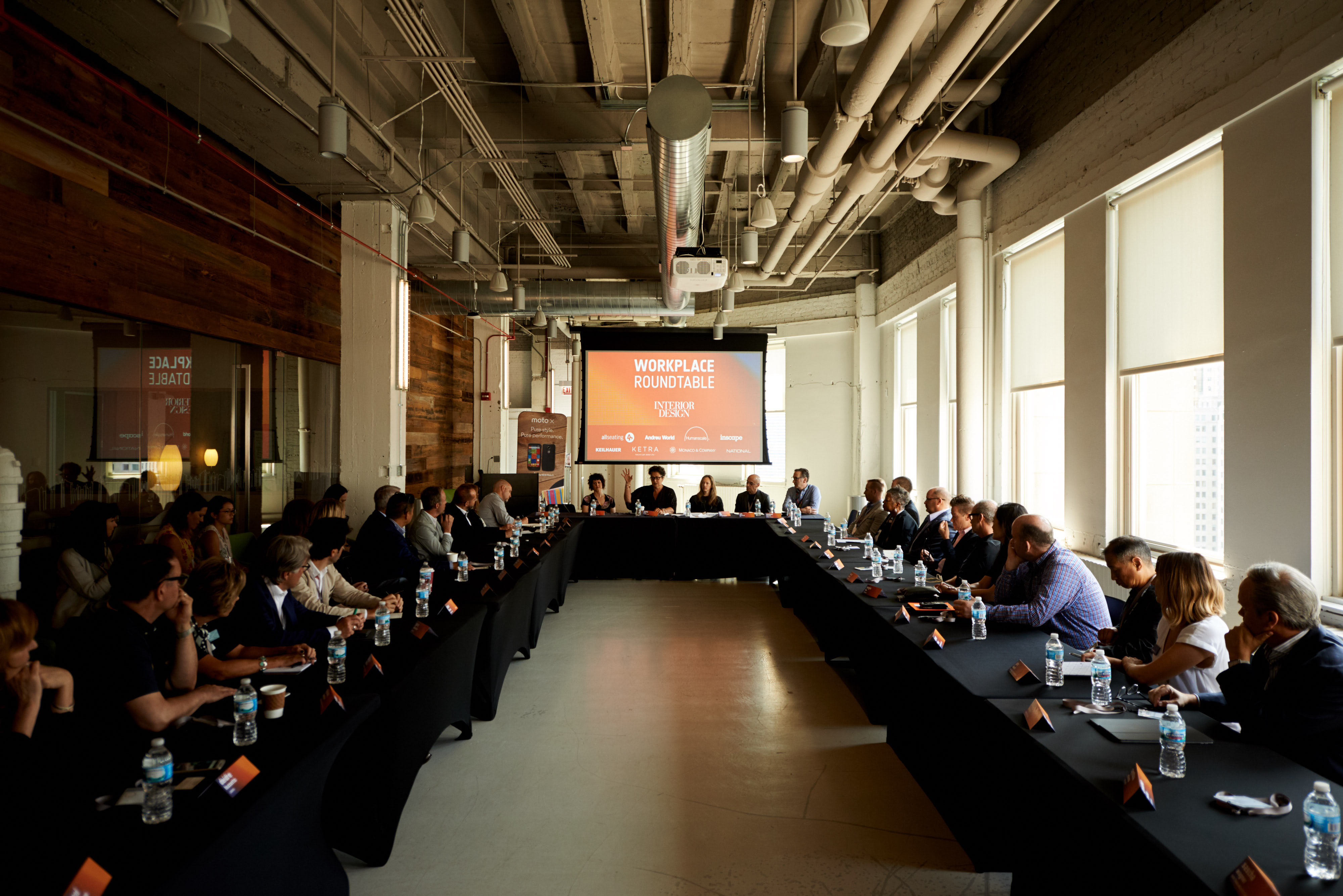 Top Designers Discuss State Of Industry At Interior Design