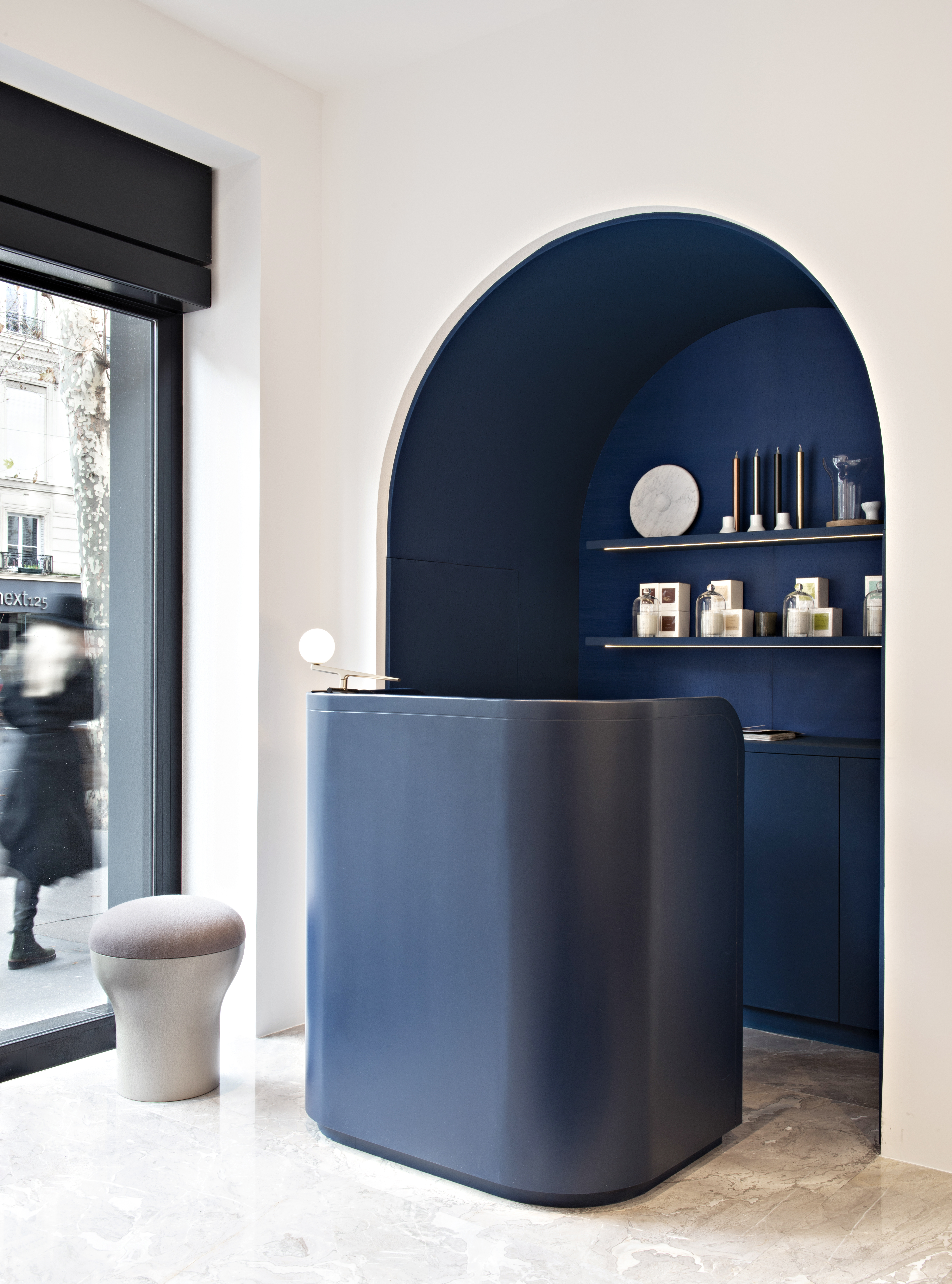 Mickaël Gouret Goes Classic For La Chambre By Royal Hermitage