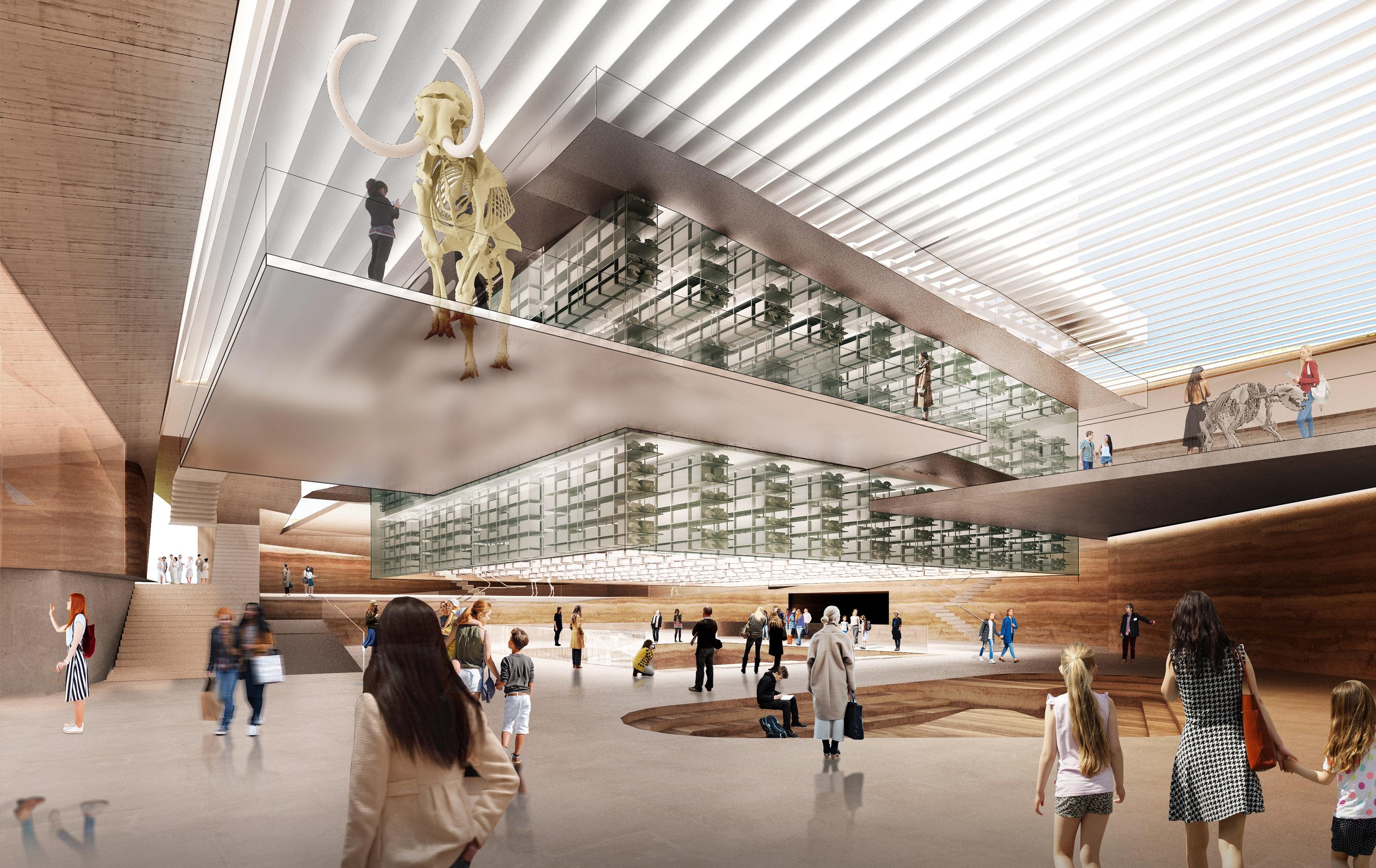 Three Design Firms Present a New Vision for L A 's La Brea