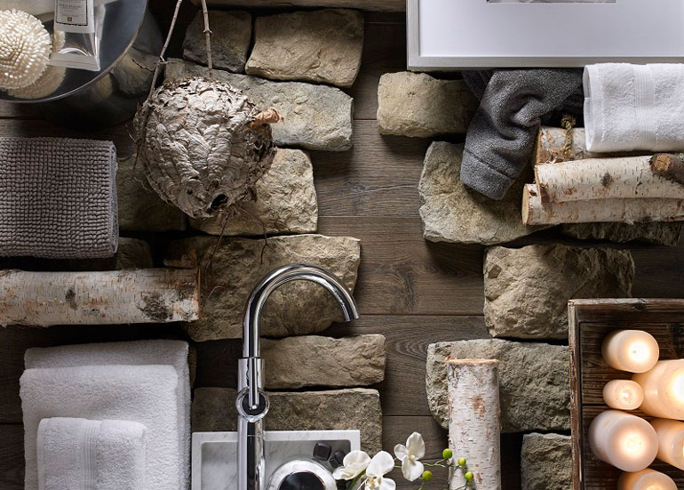 Tundrabrick: Eldorado Stone's Modern Collection Brings A Warm Touch To