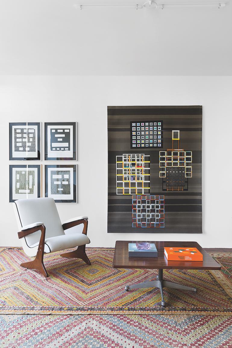 Houssein Jarouches Art Filled São Paulo Apartment Is A