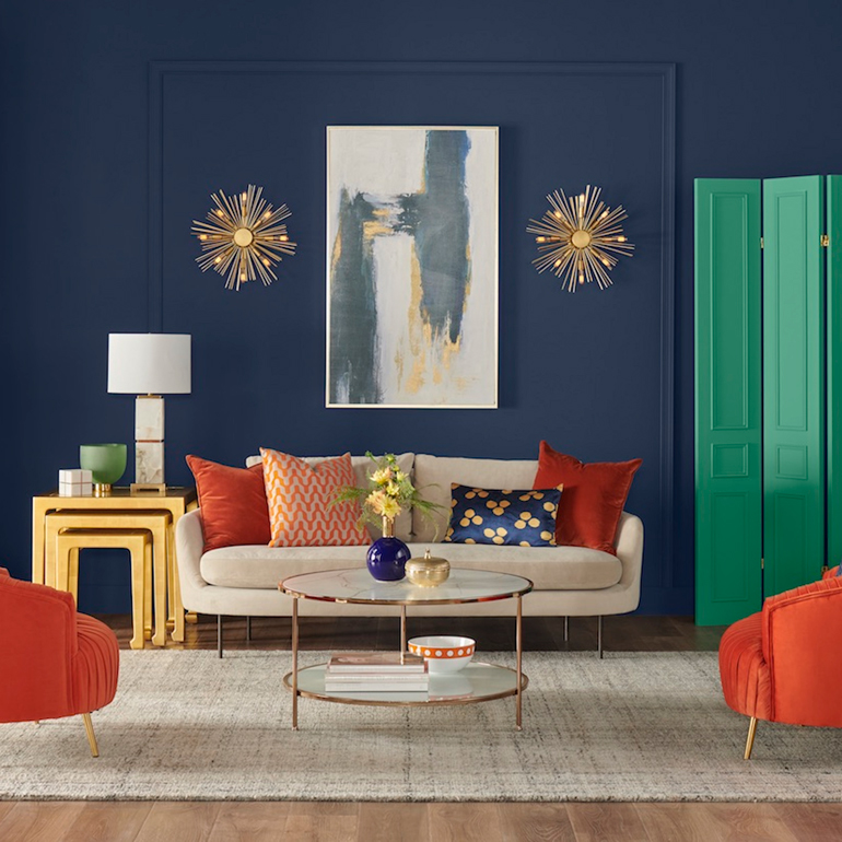 Sherwin-Williams Debuts 2020 Color Of The Year: Naval