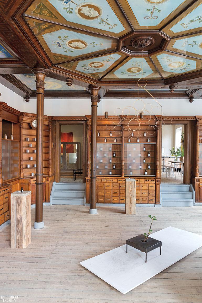 Frama Studio Store's Copenhagen Flagship Blends Scandinavian and Organic