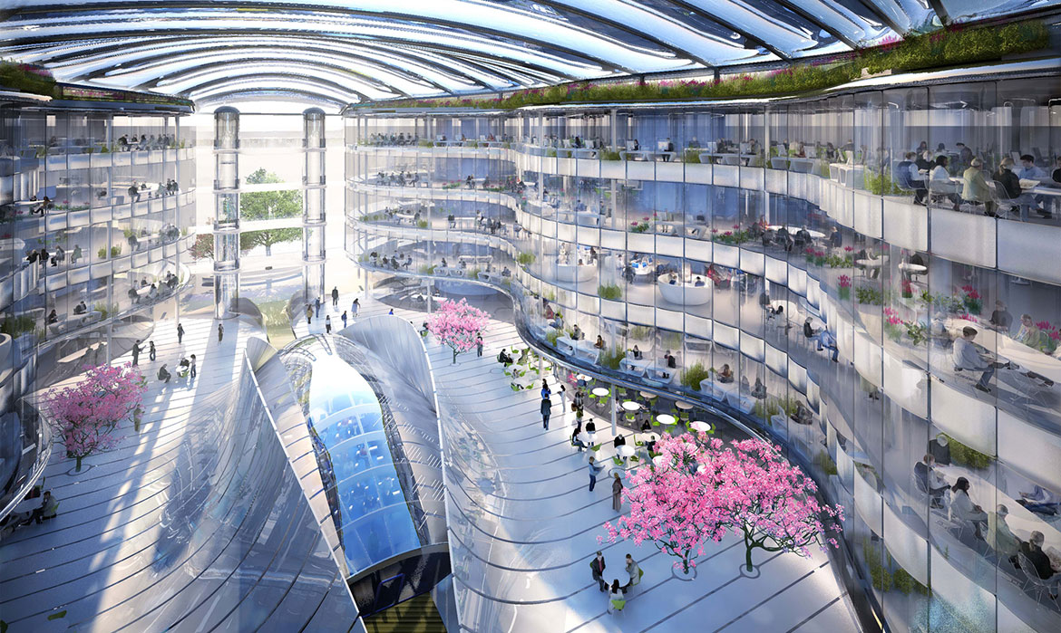 The Future Of Design Is Biomimicry Human Spaces