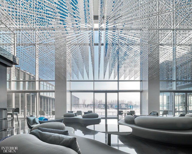 department of architecture draws geothermal inspiration for china s rh interiordesign net