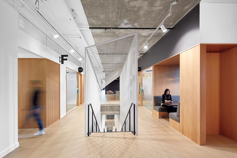 Pinterest taps iwamotoscott for a board worthy headquarters in san francisco