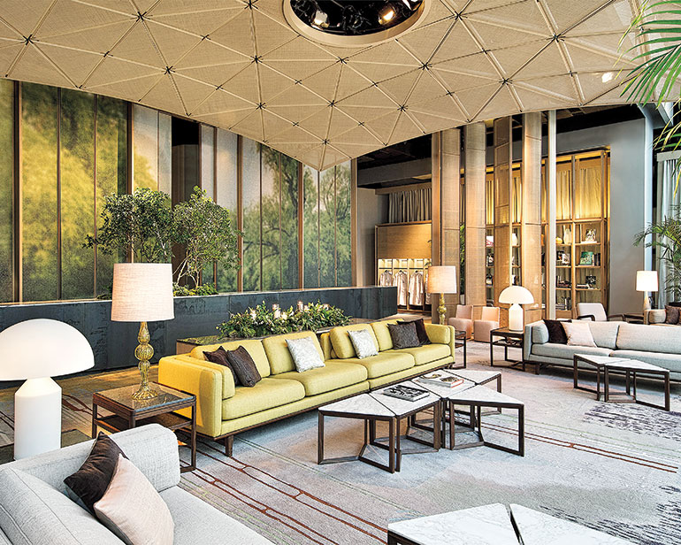 Li co design limited infuses hong kong flair into l cole - Interior design schools buffalo ny ...