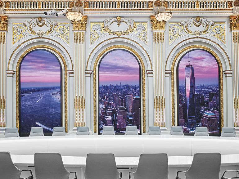 Rottet Studio And Studios Architecture Renovate The New York Stock Exchange