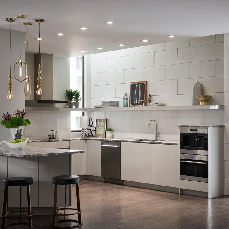 Eldorado stones modern collection brings a warm touch to cool minimalist design