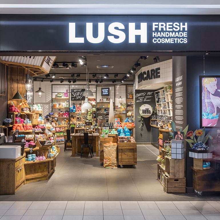 Mosa Teams With Lush Cosmetics to Spearhead Sustainable Retail
