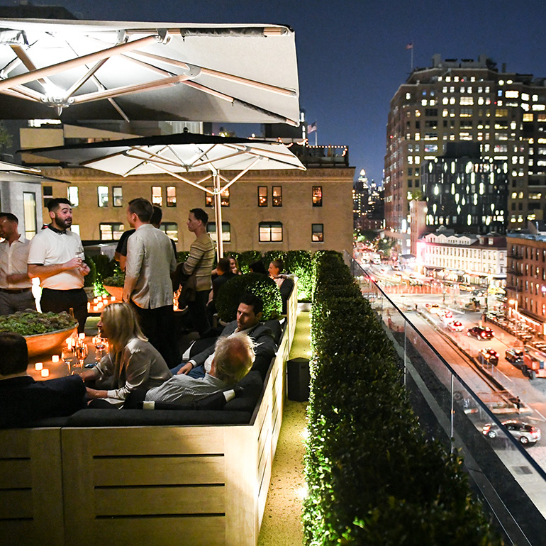 Restoration Hardware New York Rooftop: RH New York Revolutionizes Retail With New Gallery